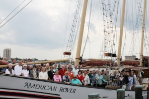 American Rover Dinner Cruise