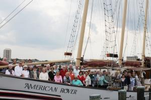 American Rover Dinner Cruise